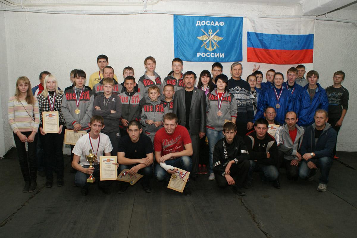 Открытый Кубок Республики Хакасии