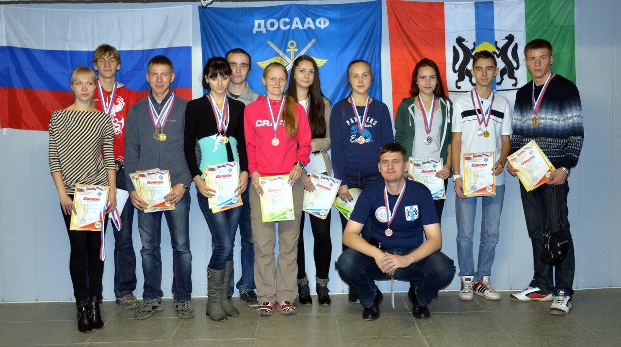 Открытый кубок новосибирской области - 2013